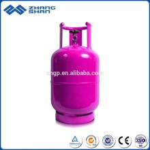 Produktionslinie 11 kg geschweißte LPG-Gasflasche für Brenner