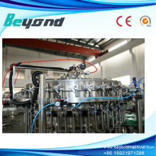 Full Automatic Bottled Beer Filling Machinery Line