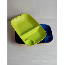Eco Bamboo Fiber Multifuction Tray (BC-T1007)