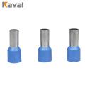 Terminais de conector de pvc KAYAL terminal tipo pino cor