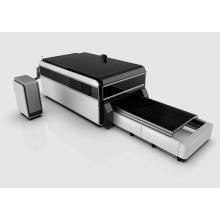 Equipo de corte por láser de hierro y metal
