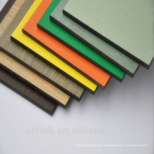 FMH high gloss laminate sheet, waterproof wall laminate price