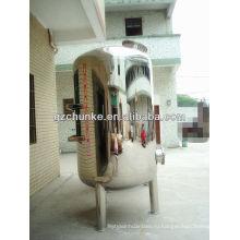 Цистерна с водой нержавеющей стали для завода очищения воды