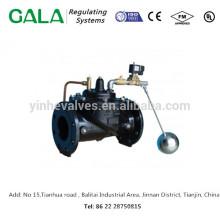 Ventes professionnelles de haute qualité en métal GALA 1310 Valve de régulation 1-flotteur Modulant pour le gaz