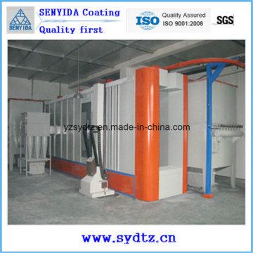 High Quality Electrostatic Spray Painting Automatic Spraying Machine