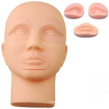 Hotsale 3D head permanent makeup practice skin
