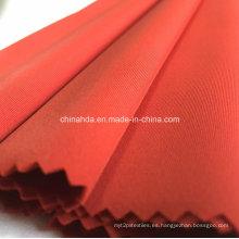 Traje de natación, tela de Nylon Spandex de la tela de la ropa de deportes (HD1401014)