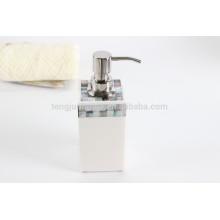 CBM-EB bulk soap dispenser pump with black seashell