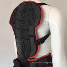 Sport Protéger Armure Vélo Racing Rouleau Skate Moto Protecteur Gilet Poitrine Arrière Pour Moto Motocross