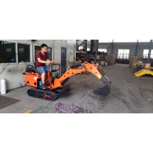 Chinese small 0.8 ton  mini excavator