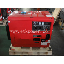 Air-Cooled 2- 5kw Protable Diesel Genset