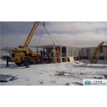 Maison de conteneurs d'hébergement 2014 pour site minier fabriqué en Chine