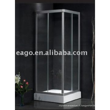 porte coulissante, quadrate Cabine de douche LLA800-8D / LLA900-27D