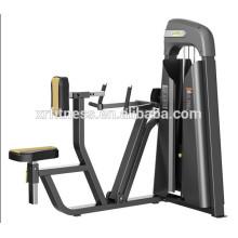 Venda quente equipamentos de ginástica Vertical Row na TV para uso comercial