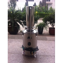 High efficient factory price stainless steel industrial water distiller