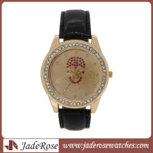 Bling Bling elegante Dame Quarz Fashion Watch