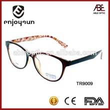 2014 high quality fashion a lot of fancy tr glasses frame