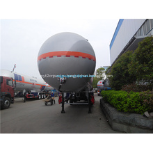 Алюминиевый полуприцеп-цистерна для перевозки нефти