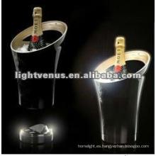 LED parpadeante Champagne Bucket