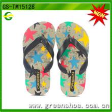 Neue bequeme Mädchen Flip Flop für Sommer (GS-TM15128)