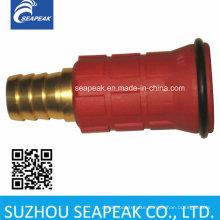 """1"""" Plastic Fire Hydrant Nozzle"""