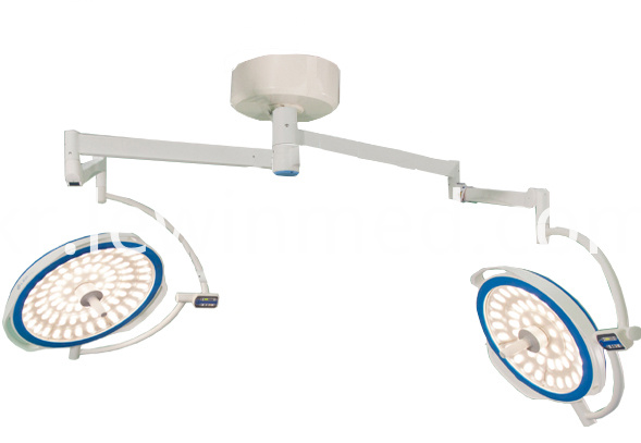 LED shadowless surgical light