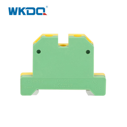 Din Mount Ground Terminal Blocks