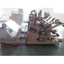 Solar-Panel Rückseitenfolie Slitter Rewinder und Sheet Cutter Maschine