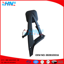 0028103316 9438105116 Front Mirror With Arm Parts For Benz Actros Trucks