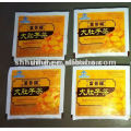 Shanghai Fabricación de filtro automático Bolsa de té Máquina de embalaje con etiqueta y hilo