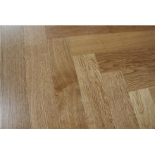 Oak Engineered Classic Chevron Parquet Wood Flooring