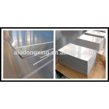 Aleación de grado anodizado 3003 Placa / hoja de aluminio