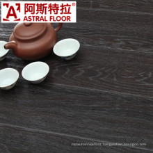 HDF Construction Material/Wave Embossed Wood Laminate Flooring