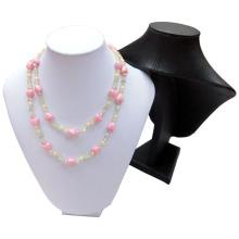 Искусственная кожа модель МДФ ювелирные изделия ожерелье Оптовая (НС-Ш-Г)