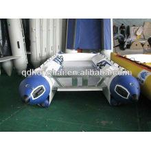 Catamarã de alta velocidade de CE corridas de barco inflável