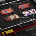teléfono caso impresión máquina sublimación 3D vacío con certificado CE