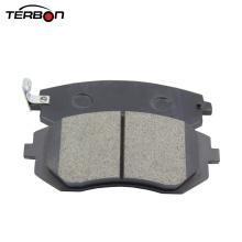 Almofada de freio de cerâmica conjunto 2013 para Toyota