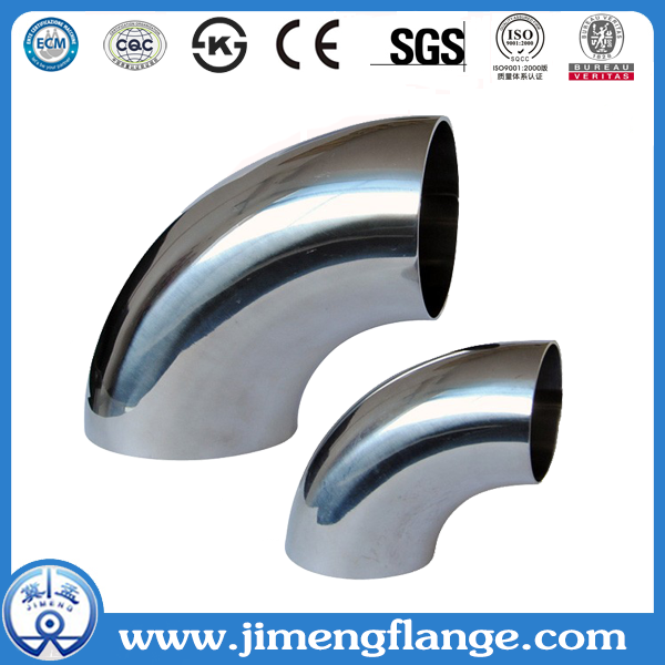 ASME SCH40 Stainless Steel Seamless Elbow