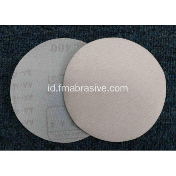 Wood Grinding Aluminium Oxide Magic Tape Disc