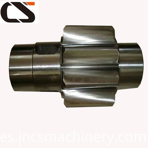 SD16 spare parts for the gear shaft 16Y-18-00016