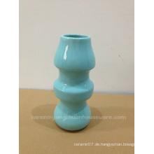 Mittlere zylindrische moderne Vase