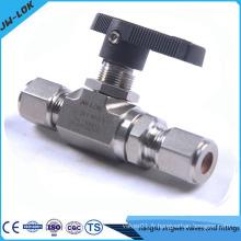 Fabricant de vannes à bille à compression ss 316