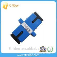 Oferta de fábrica 10 dB Atenuador fijo de fibra tipo SC
