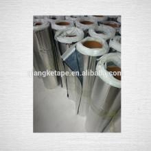 torneira de alumínio e fita butílica de alumínio impermeável