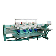 4 Head 9 Colors Cap Embroidery Machine