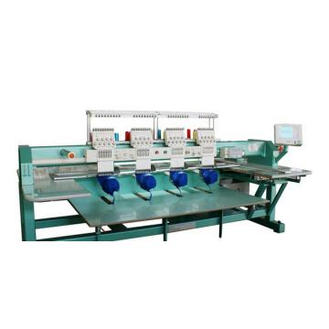Máquina de bordar 4 cabeças da cabeça 9 cores