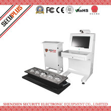 Traffic Safety Products Security Under Vehicle Inspection Surveillance Scanning System SPV-3300