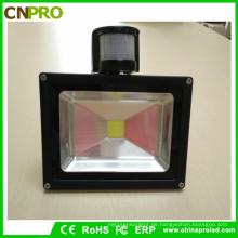 RoHS genehmigt 10W PIR Sensor LED Flutlicht