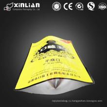 Конкурентоспособная цена Хорошее качество Крафт-бумага Упаковка для пищевых продуктов Подставка с алюминиевой фольгой