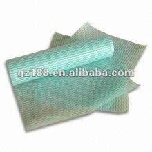 Кухня салфетки микрофибра, нетканый Спанлейс ткани, расходный материал
